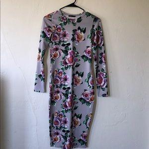 Zara floral dress - Size S